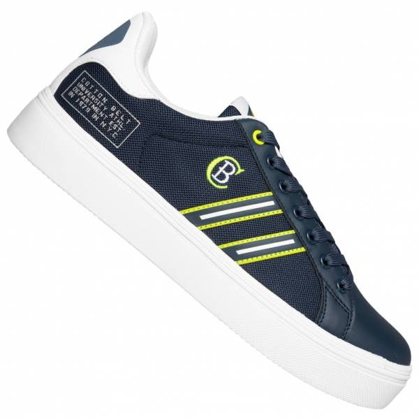 COTTON BELT Aster Flag Lime Herren Sneaker CBM01501107
