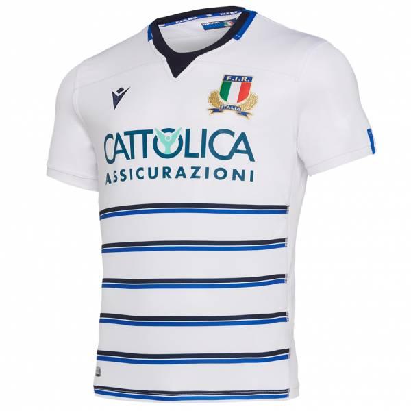 Italien FIR macron Herren Auswärts Trikot 58017013