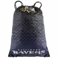 Baltimore Ravens NFL Fade Gym Bag Sportbeutel LGNFLFADEGYMBRV