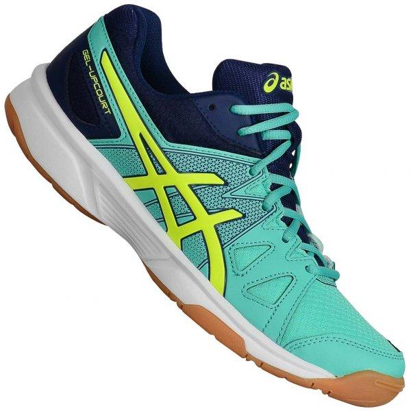 ASICS Gel Upcourt Damen Squash Schuhe B450N-7007