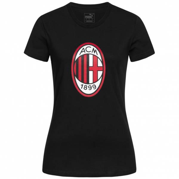 AC Milan PUMA Logotipo Mujer Camiseta 756846-03