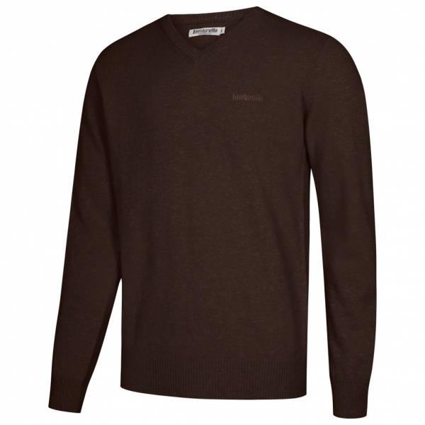 Lambretta Lambswool Sweater Herren Lammwolle Sweatshirt RWIK0045-DK SLATE