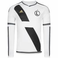 Legia Warschau adidas Herren Heim Player Issue Trikot S86366