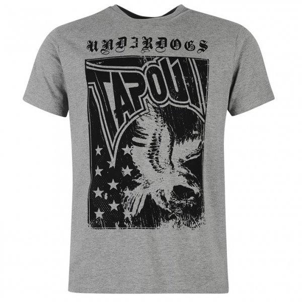 Tapout MMA Adler Herren T-Shirt Mens grau