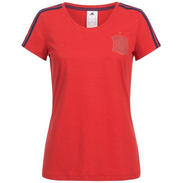 Spanien adidas Damen Fan Tee AI4326