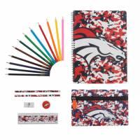 Broncos de Denver NFL Ultimate Set dessin STNFLCMULTMDB