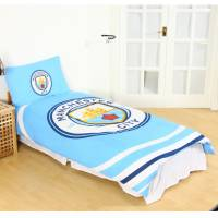 Manchester City Pulse Duvet Bettwäsche BLDVEPPULMAN