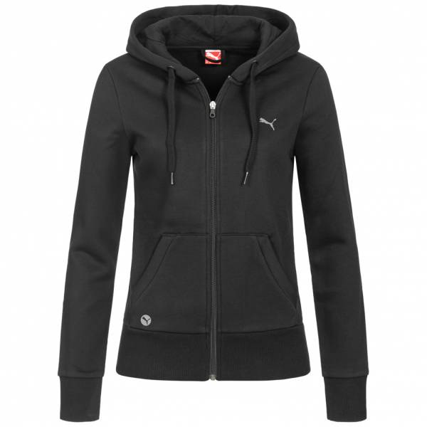 PUMA Essential Damen Hooded Sweat Jacke 823883-01