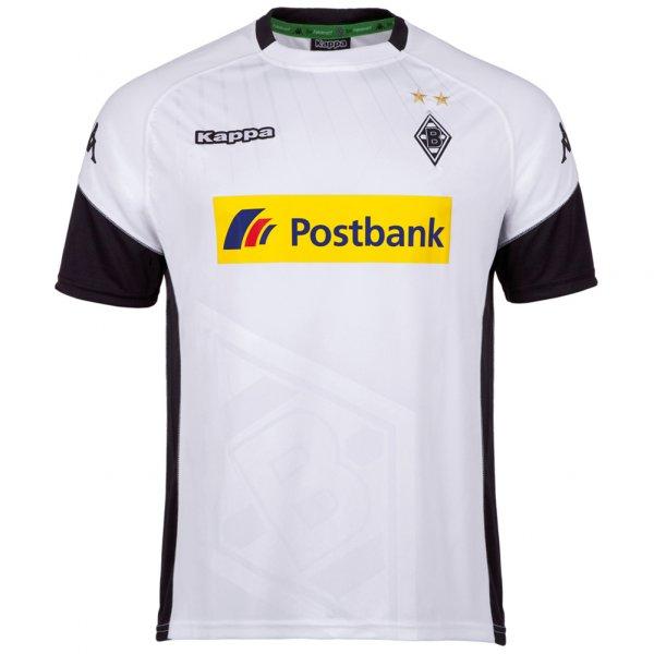 Herren Borussia Mönchengladbach Kappa Herren Heim Trikot 402600-001 weiß|04056142259123
