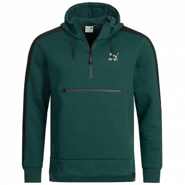 PUMA Evo Core Savannah Herren 1/4 Zip Sweatshirt 572055-06