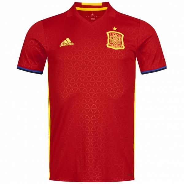Hiszpania adidas Mężczyźni Koszulka domowa AI4411