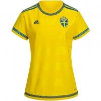 Schweden adidas Damen Heim Trikot S00856