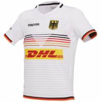 Deutschland Rugby DRV macron Kinder Auswärts Trikot 58098357