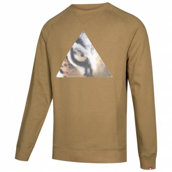 ASICS Onitsuka Tiger Crew Neck Graphic Sweater Herren Sweatshirt 123494-0453