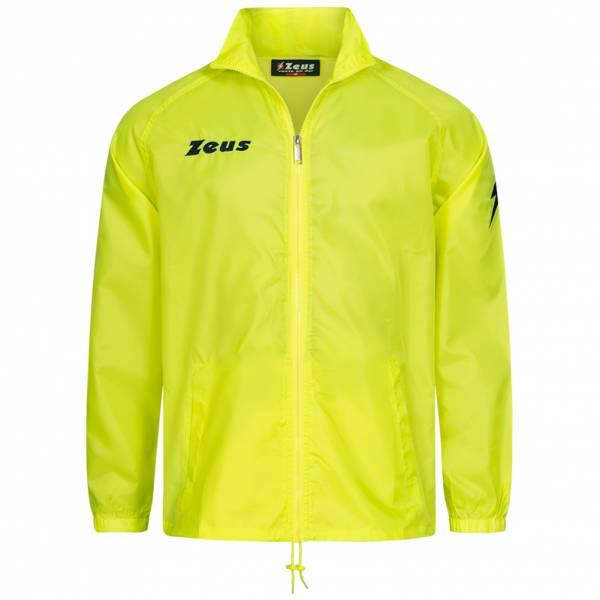 Zeus K-Way Regenjacke Neon Gelb