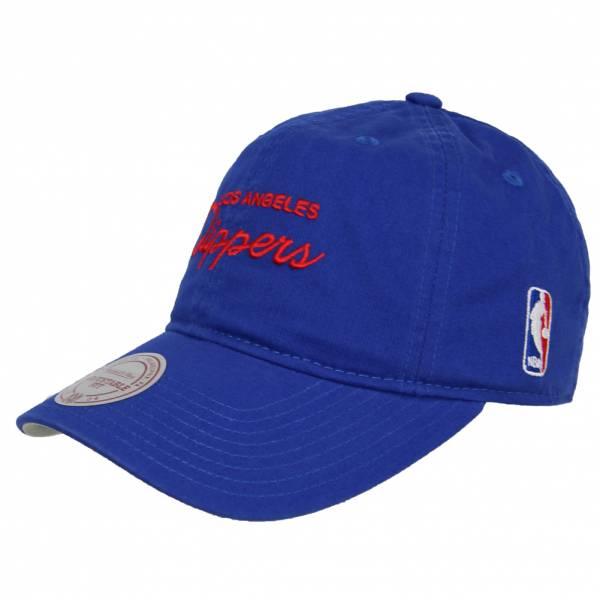 Mitchell & Ness Casquette d'écriture spéciale NBA LA Clippers MN-NBA-QE10Z-LACLIP-ROY