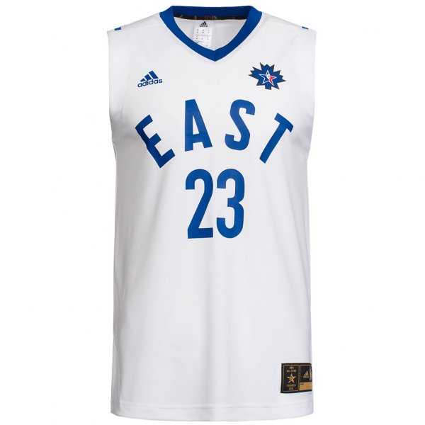 NBA All Star East adidas Basketball Trikot #23 James AC2643