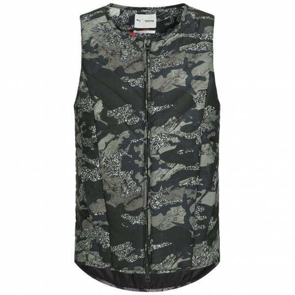 PUMA x Trapstar Reversible Bib Men's Camo Vest 571817-07