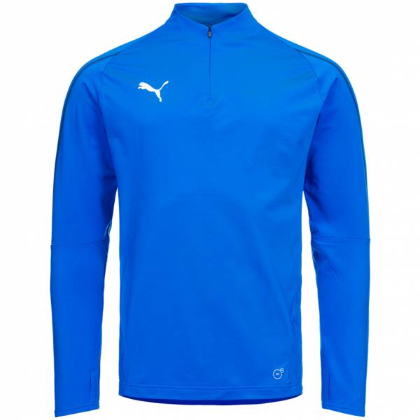 PUMA Final Herren 1/4-Zip Trainingsjacke 655289-02