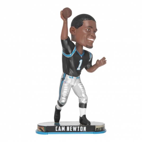 Carolina Panthers #1 Cam Newton 20cm Bobblehead BHNFHLCPCN