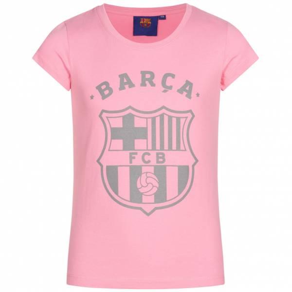 FC Barcelona Barca 1899 Mädchen T-Shirt FCB-3-002