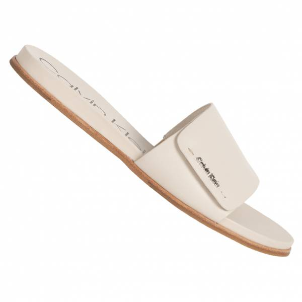 Damskie klapki Calvin Klein Norina N12104SFW