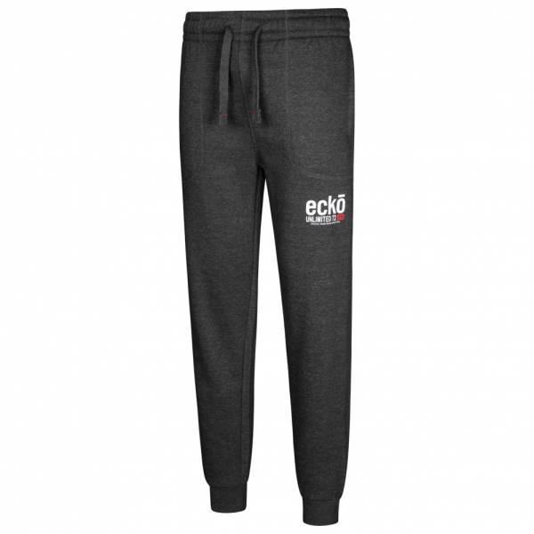 Ecko Unltd. Speciale Logo Jog Pants Jogginghose ESK4329 Heather Grey
