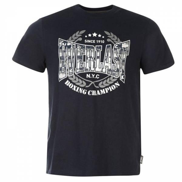 Everlast Herren T-Shirt navy