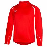 PUMA PowerCat 1.10 1/2 Zip Top Kinder Sweatshirt 652063-01