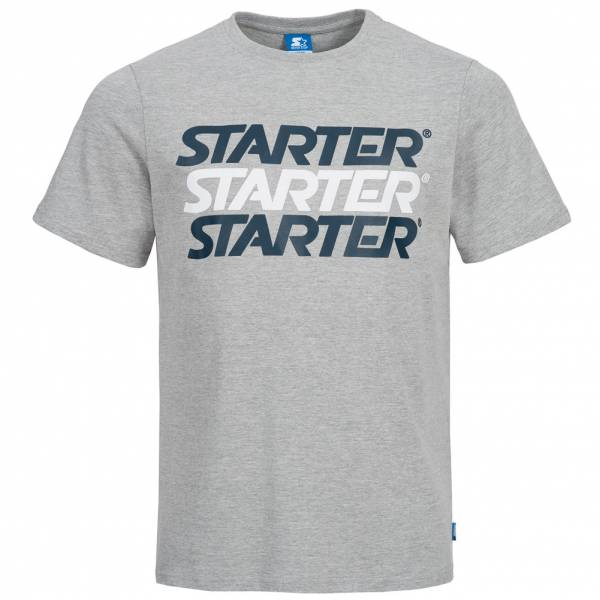 STARTER Herren T-Shirt Incline grau