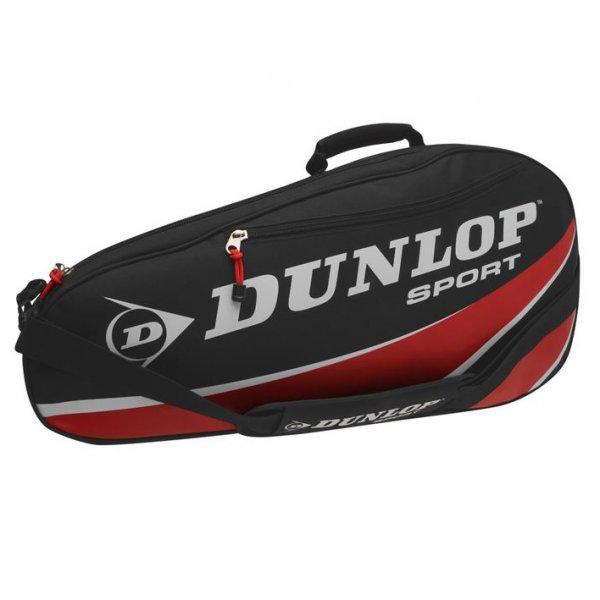 Dunlop Club Thermo Tennis Schlägertasche für 3 Schläger