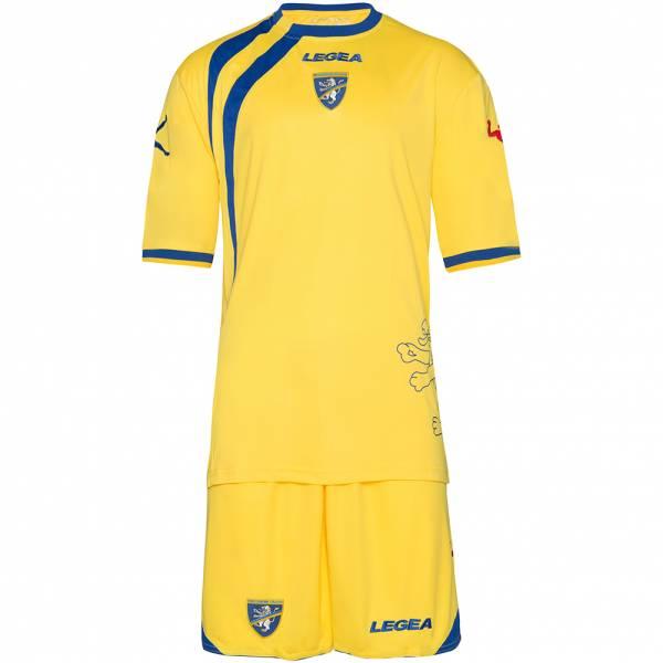 Frosinone Calcio Legea Herren Heim Trikot-Set KFC114