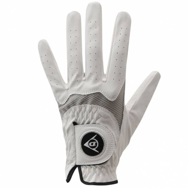 Dunlop Women All-weather golf glove left hand for right-handed women white
