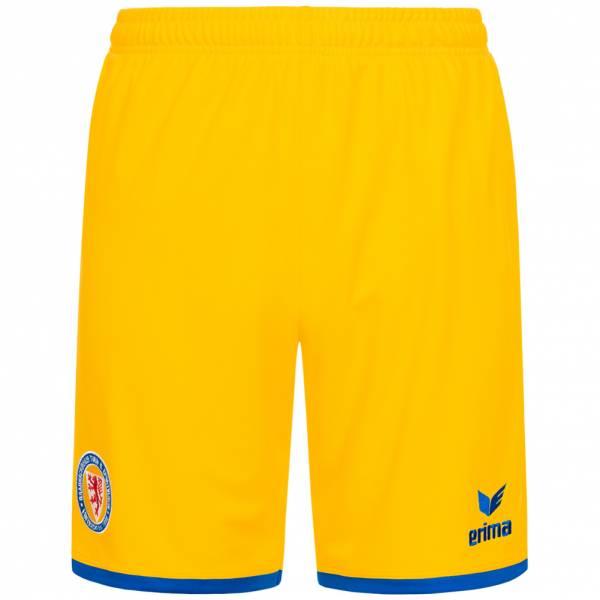 Eintracht Braunschweig Erima Auswärts Shorts 3502005