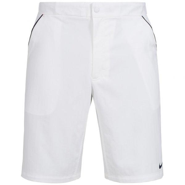 Nike Tennis Trophy Woven Short weiß 404674-101