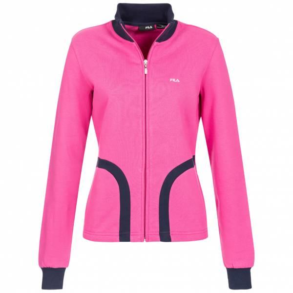 FILA Damen Full Zip Sweat Jacke U90910-664