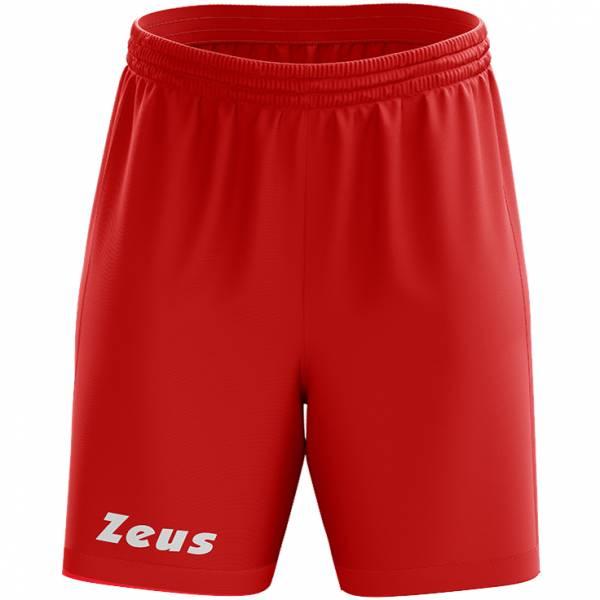 Zeus Jam Short de basket rouge