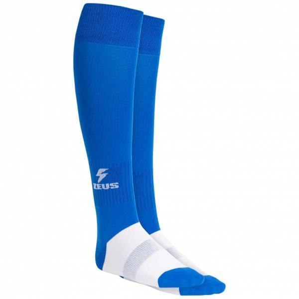 Zeus Calza Energy Calzettoni da calcio blu