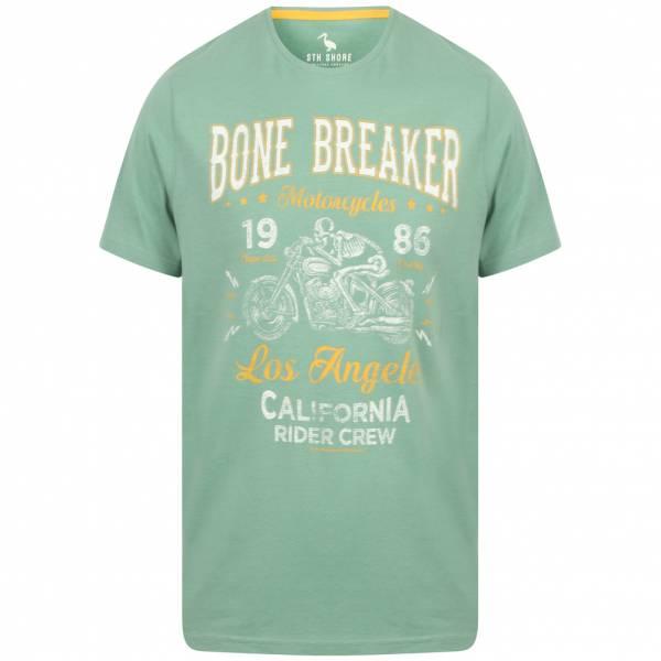 South Shore Bone Breaker Herren T-Shirt 1C12431 Green