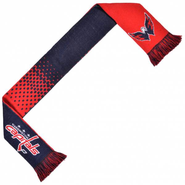 Washington Capitals NHL Fade Scarf Fan Schal SVNHLFADEWC