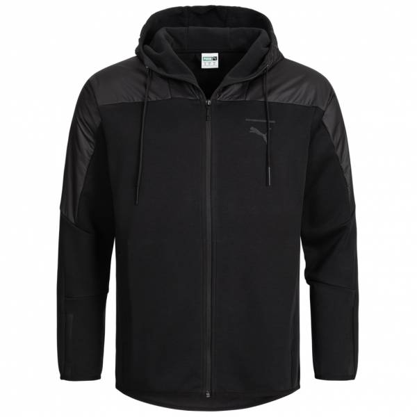 PUMA Pace Lab Winterized Full Zip Herren Hoodie 576843-01