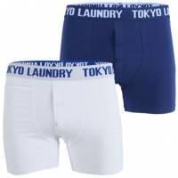 Tokyo Laundry Haddo 2 Herren 2er Pack Boxershorts 1P10002R
