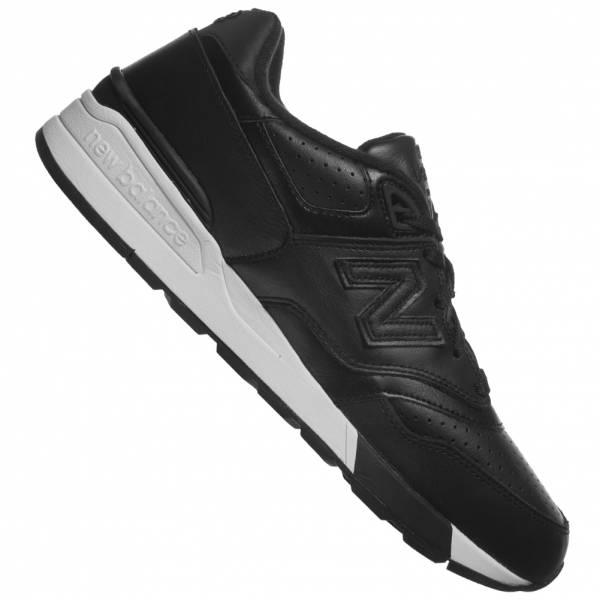 New Balance 597 Sneaker Leder Schuhe ML597BLL