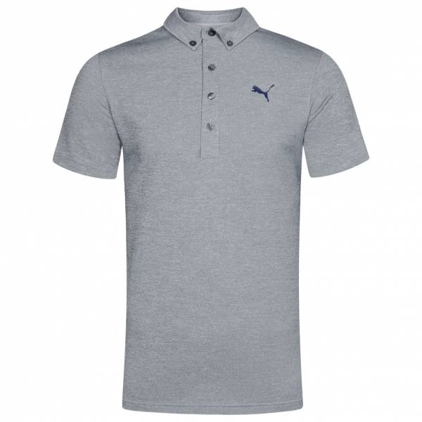 PUMA Tailored Oxford Herren Golf Polo-Shirt 575887-02