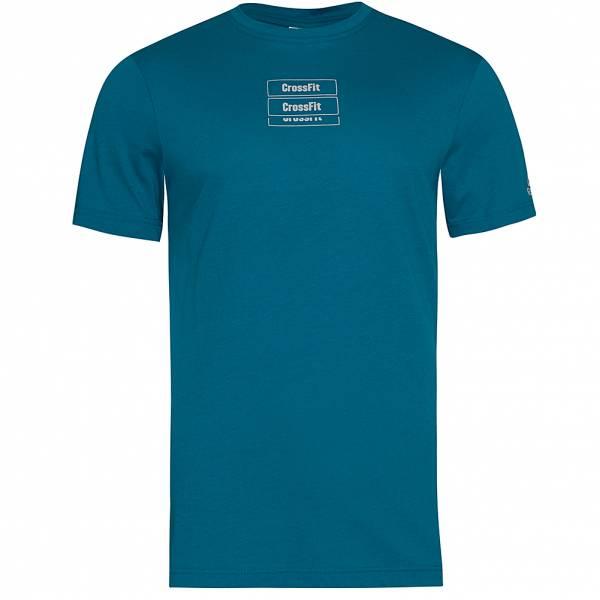 Reebok CrossFit Mess You Up Graphic Herren T-Shirt FK4316