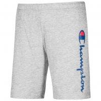 Champion Herren Logo Sweat Shorts grau 211590-OXG