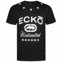 Ecko Unltd. Logostar Graphic Tee Herren T-Shirt ESK4372 Black