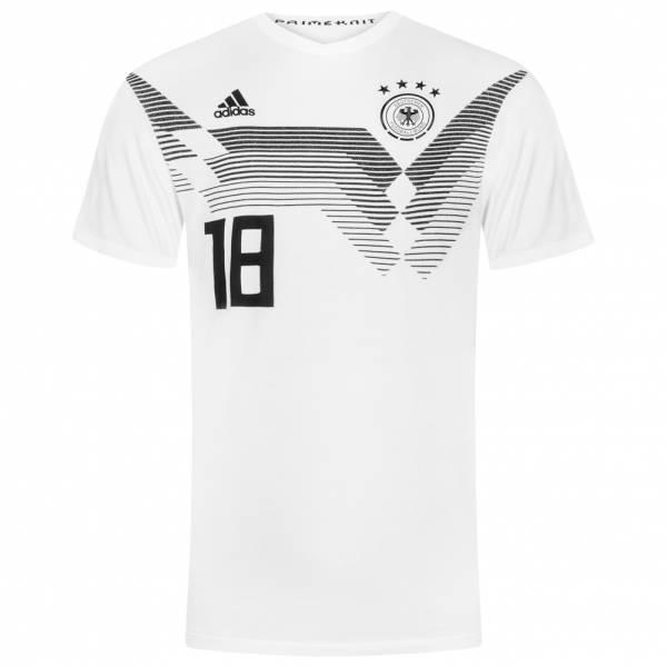 DFB Deutschland adidas Herren Heim Trikot Primeknit CE8462