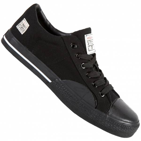 Vision Street Wear scarpe Canvas Lo black