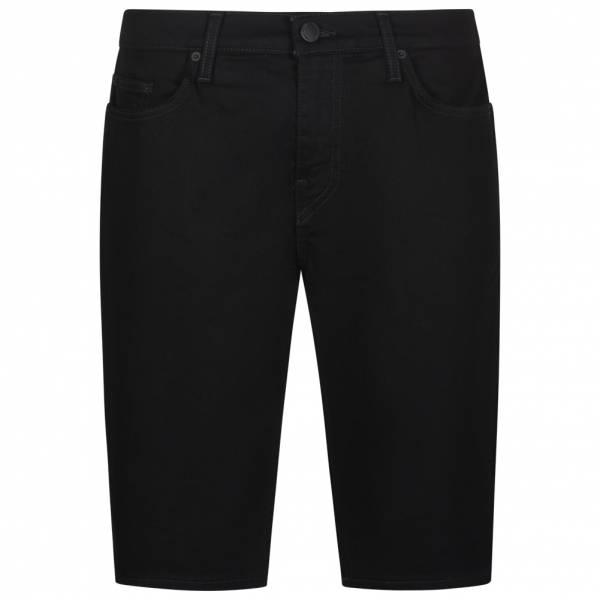 True Religion Ricky Relaxed Straight Herren Jeans Shorts 104221-SGD